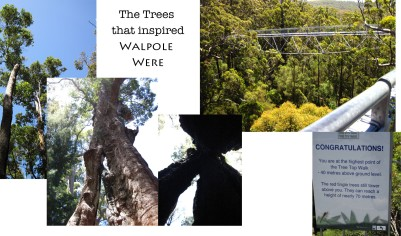 Trees that inspired Walpole Were by Leenna Naidoo