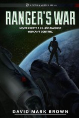 Cover for Rangers War by David Mark Brown