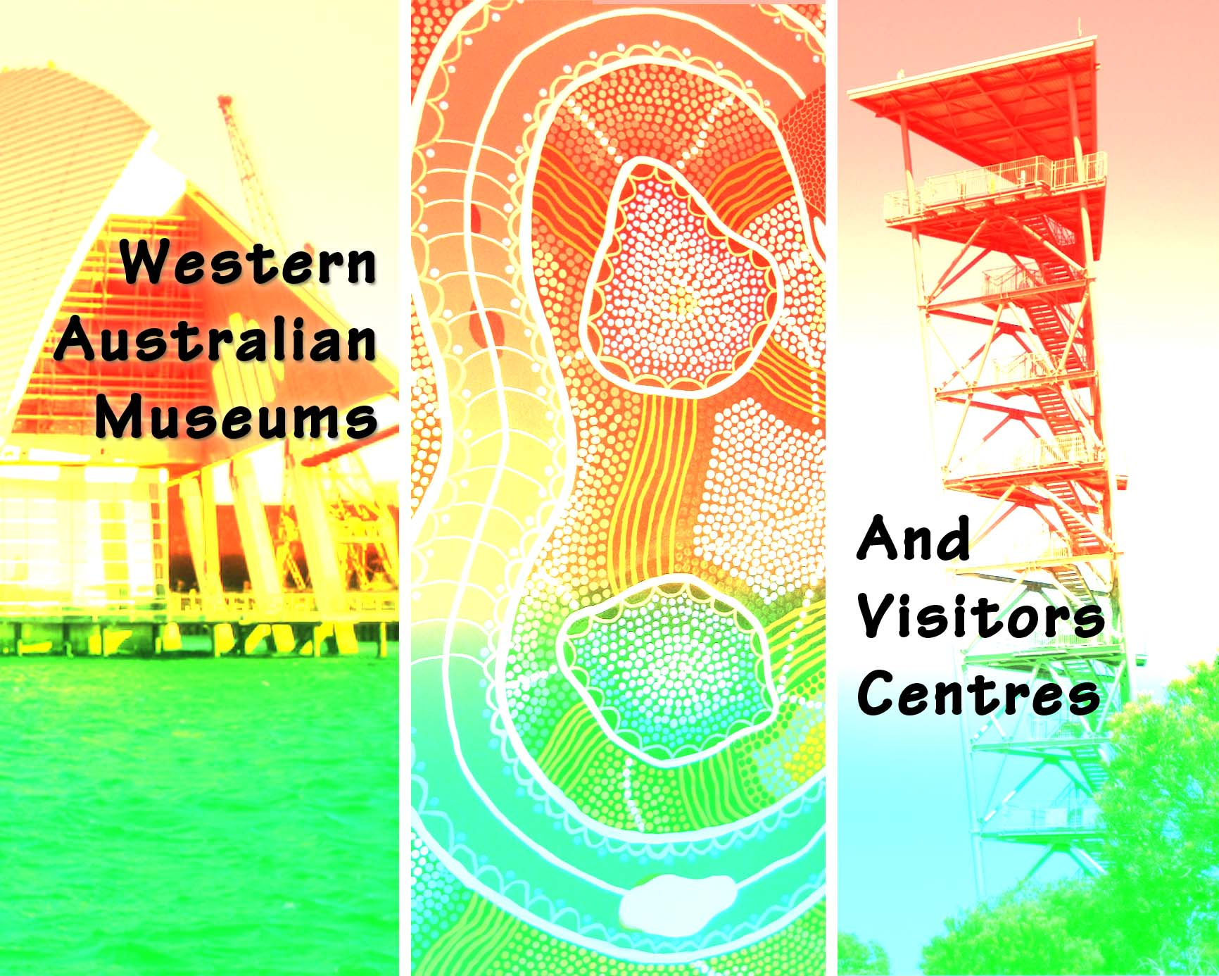 My Favourite Museums Around Perth and The South-West of WA